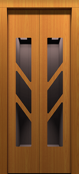彩妝型門框