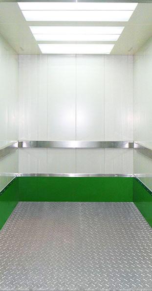 自動門貨梯
